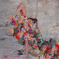 """Saatchi Online Artist: Hossam Dirar; Oil 2013 Painting """"It was a great time"""""""