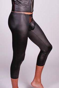 Body ART Herren Glanz #Leggings Fastos 3/4. Jetzt bei www.easyfunshop.net