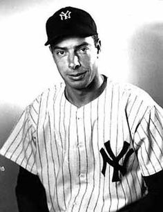 """CPG marketing lesson #1 from Joe DiMaggio, """"Too many kids today are playing major league ball and don't belong there."""" Translation: Too many newly graduated twenty-something MBAs are running brands today and shouldn't be."""