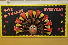 Fall Bulletin Boards - Fushion News Religious Bulletin Boards, Bible Bulletin Boards, Bulletin Board Tree, Holiday Bulletin Boards, Elementary Bulletin Boards, November Bulletin Boards, Thanksgiving Bulletin Boards, Christian Bulletin Boards, Halloween Bulletin Boards