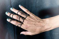 Lange Viper ring