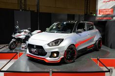 New Suzuki Swift, Suzuki Swift Sport, Best Luxury Cars, Cars And Motorcycles, Cool Cars, Super Cars, Automobile, Concept, Vehicles