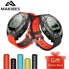 Makibes G02 GPS Smart Sports Watch