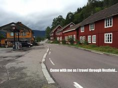 Come with me as I travel through Vestfold!