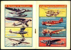 Comic Booklet - Bright Boys Album of Aeroplanes | Flickr - Photo Sharing!