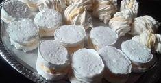 Laskonky - Receptik.sk Meringue Pavlova, Dairy, Cheese, Food, Advent, Basket, Search, Meals