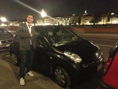 Me and a Micra, Florence (Italy)