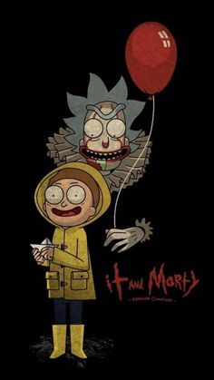 It and morty Related Post Rick and Morty! Rick and Morty – Rick and Morty x Schwifty Beauty Rick & Morty Schwifty Sticker Cartoon Wallpaper, Trippy Wallpaper, Wallpaper Iphone Cute, Cute Wallpapers, Wallpaper Stickers, Rick And Morty Quotes, Rick And Morty Poster, Rick And Morty Wallpaper, Rick Und Morty Tattoo