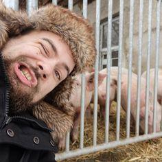 Bacon selfie #bacon #fresh #meat #pigs #selfie #mrc #dizruptive #cof #mirrorselfie