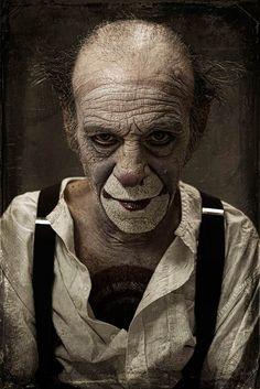 Clownville : les clowns flippants d'Eolo Perfido