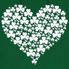 shamrock heart