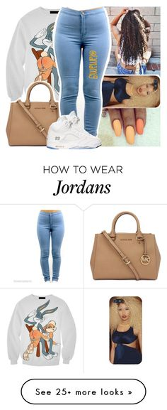 """"""""""" by lamamig on Polyvore featuring Michael Kors and Retrò"""