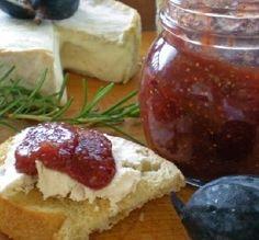 Fig Jam (preserving fruits/veggies for winter)