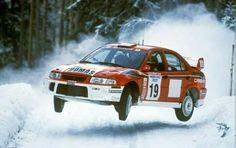 Evo Mitsubishi Ralliart Europe - Sweden Rally