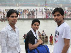 Hi I am Rahul Pandat And my brothers.