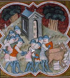 1370, Frankreich