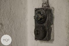 Urbex - Light switch by Mark Quigley, via Flickr Ireland irban exploration light switch Explore Travel, Door Handles, Ireland, Bottle, Door Knobs, Flask, Irish, Jars, Door Knob