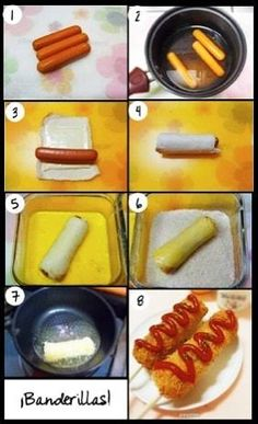 Breakfast Recipes, Snack Recipes, Cooking Recipes, Easy Cooking, Cooking Time, Comida Diy, Tasty, Yummy Food, Lunch Snacks