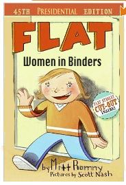 "Flat Women (in binders), one of the best ""Stanleys"" yet!"
