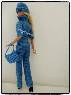 Barbie | crochet