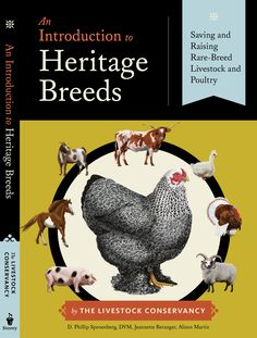 The Livestock Conservancy: Book on Heritage Breeds (May 2014)