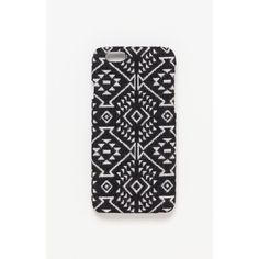 With Love From Ca Aztec iPhone 6 Case ($13) ❤ liked on Polyvore