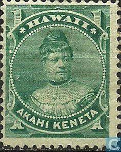 1883 Hawaii - Royal family
