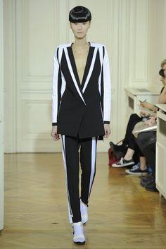 Rad Hourani Spring Couture 2013 - Slideshow - Runway, Fashion Week, Reviews and Slideshows - WWD.com