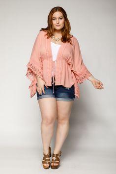 4db4852e0704e Plus Size Summer Outfit - Plus Size Fashion for Women  plussize Plus Size  Fashion For