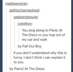this about explains it. I laughed WAY too much at this