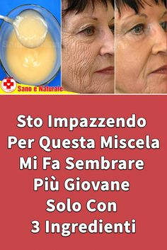 Questa fantastica maschera ti aiuterà a rimuovere efficacemente rughe viso. Beauty Tips For Skin, Health And Beauty Tips, Face Beauty, Beauty Ideas, Beauty Skin, Beauty Care, Beauty Hacks, Face Treatment, Skin Treatments