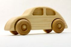 Volkswagen Source by blossomfarmstud Kids Woodworking Projects, Woodworking Jigs, Wood Projects, Wooden Toy Trucks, Wooden Car, Volkswagen, Push Toys, Handmade Wooden Toys, Wood Toys