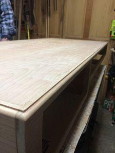 Cherry Desk, Custom Design, Table, Furniture, Home Decor, Decoration Home, Room Decor, Tables, Home Furnishings
