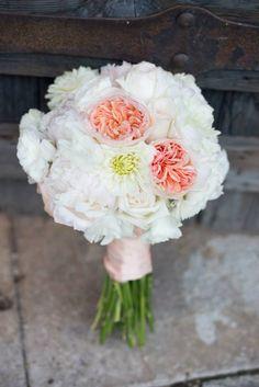 Gentry's wedding bouquet.
