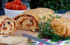 Pão com Fiambre e Chouriço | ReceitaseMenus.net