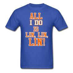 All I do is Lin, Lin, Lin!