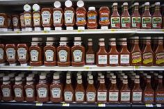 SHELF Shelf Life, Ketchup, Hot Sauce Bottles, Nom Nom, Food, House, Products, Home, Essen