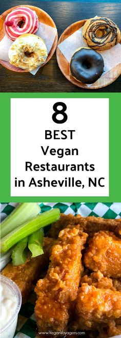 8 Best Places To Get Vegan Food In Asheville Nc