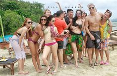 ganaby3's Bubble Gang #bubblegang #sexy #summer Bubble Gang, Bikinis, Swimwear, Bubbles, Sexy, Summer, Image, Bathing Suits, Swimsuits