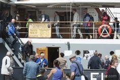 Open Ship at Hanse Sail Rostock