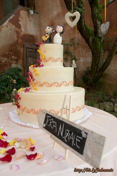 My wedding cake <3