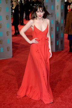 Premios BAFTA 2016  http://stylelovely.com/galeria/premios-bafta-2016/