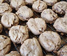 Amish Honey Chip Cookies