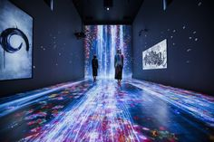 Butterflies flap, a wild ocean rages and a waterfall cascades in this digital art installation by Japanese art collective Team Lab, at Pace London  (scheduled via http://www.tailwindapp.com?utm_source=pinterest&utm_medium=twpin&utm_content=post137137845&utm_campaign=scheduler_attribution)