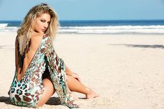Style on the beach