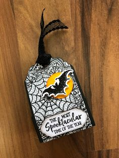 Happy Halloween, Halloween Cards, Halloween Treat Holders, Halloween Taschen, Fall Cards, Hallows Eve, Stampin Up, Goodies, Lunch Box