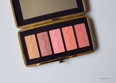 Tarte Pin Up Girl Amazonian Clay 12-Hour Blush Palette (Holiday 2014) - Breathless, Embraced, Whimsy, Bashful & Irreplaceable