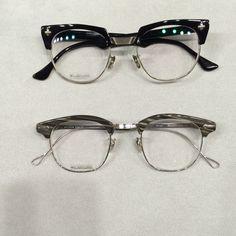 Rare frames . Real original Vintage frames. Bausch & Lomb Eyewear. Frames were made 65years ago.