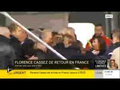 Politique - Florence Cassez de retour en France, accueillie par Laurent Fabius - 24 janvier 2012 - http://pouvoirpolitique.com/florence-cassez-de-retour-en-france-accueillie-par-laurent-fabius-24-janvier-2012/