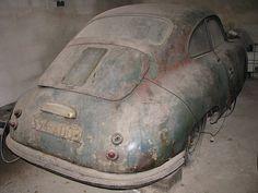 # ABANDONED AND FORGOTTEN- PORSCHE 356 Porsche 356 Speedster, Porsche 356a, Porsche Cars, Vintage Cars, Antique Cars, Volkswagen, Vw Bus, Abandoned Cars, Abandoned Vehicles